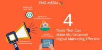 4 Tools That Can Make Multichannel Digital Marketing Effective