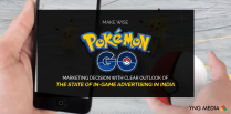 Make wise Pokémon Go Marketing Decision with Clear Outlook of the State of In-Game Advertising in India